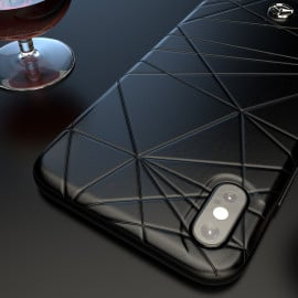 Mercedes Benz ® iPhone X G 550 3D Sculpting Pattern Back Case