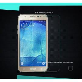Dr. Vaku ® Samsung Galaxy J7 Ultra-thin 0.2mm 2.5D Curved Edge Tempered Glass Screen Protector Transparent
