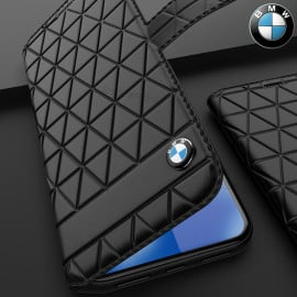 BMW ® Apple iPhone 6 / 6S Official Superstar zDRIVE Leather Limited Edition Flip Cover