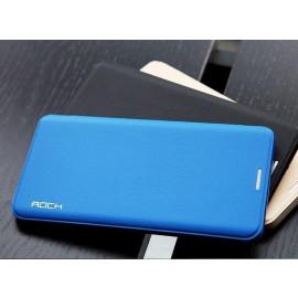 Rock ® Samsung Galaxy S6 Edge Plus Elegante Series Skin Feel Folio Grip PU Leather Case Flip Cover