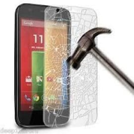 Dr. Vaku ® Motorola Moto X Ultra-thin 0.2mm 2.5D Curved Edge Tempered Glass Screen Protector Transparent