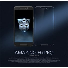 Dr. Vaku ® LG Optimus 3D Ultra-thin 0.2mm 2.5D Curved Edge Tempered Glass Screen Protector Transparent
