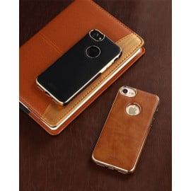 REMAX ® Apple iPhone 7 / 8 Beck Series Premium Leather Back Cover