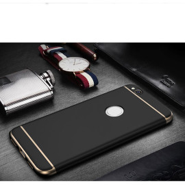 Vaku ® Huawei Honor 8 Ling Series Ultra-thin Metal Electroplating Splicing PC Back Cover