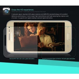 Dr. Vaku ® Samsung Galaxy J2 Ultra-thin 0.2mm 2.5D Curved Edge Tempered Glass Screen Protector Transparent