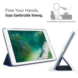 """Vaku ® Mooke Apple iPad 9.7"""" Leather Case"""