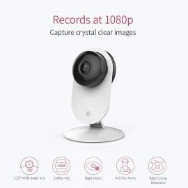 Xiaomi ® Y1 Home security Motion Detector Wireless 1080p camera