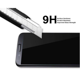 Dr. Vaku ® Vivo Y18 Ultra-thin 0.2mm 2.5D Curved Edge Tempered Glass Screen Protector Transparent