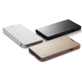 Rock ® Samsung Galaxy Alpha Executive Series Folio Protective Flip Cover