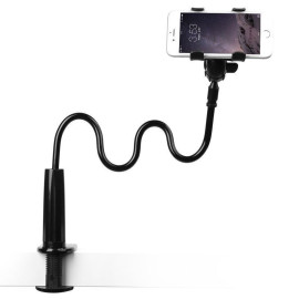 Rock ® Flexible 650mm Long Arm ABS Mobile Phone Holder / Mount