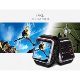 SmartWatch ® GT08 Touchscreen + SIM Card Support + TF Card Android Watch Digital Sport Wrist LED Watch