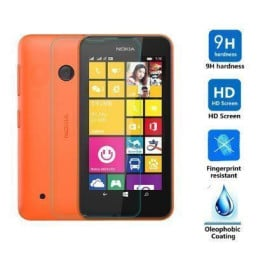 Dr. Vaku ® Nokia Lumia 530 Ultra-thin 0.2mm 2.5D Curved Edge Tempered Glass Screen Protector Transparent