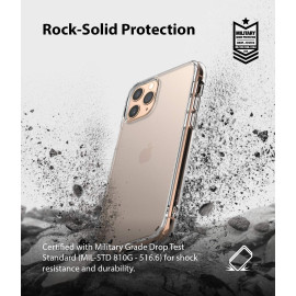 Vaku ® Apple iPhone 11 Pro Max Ice Armor Hard Case Back Cover