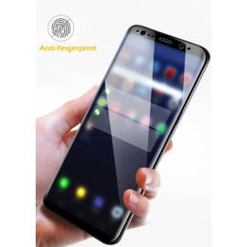 Dr. Vaku ® Samsung Galaxy Note 9 5D Curved Edge Ultra-Strong Ultra-Clear Full Screen Tempered Glass