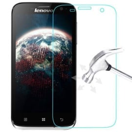 Dr. Vaku ® Lenovo A859 Ultra-thin 0.2mm 2.5D Curved Edge Tempered Glass Screen Protector Transparent