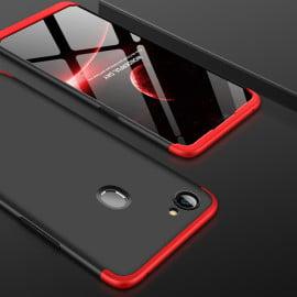 FCK ® Vivo V7 3 IN 1 360 Series PC Case  Dual-Colour Finish 3-in-1 Ultra-thin Slim Front Case + Back Cover