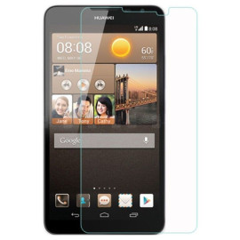 Dr. Vaku ® Huawei Ascend G700 Ultra-thin 0.2mm 2.5D Curved Edge Tempered Glass Screen Protector Transparent