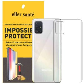 Eller Sante ® Samsung Galaxy A51 Impossible Hammer Flexible Film Screen Protector (Front+Back)
