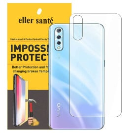 Eller Sante ® Vivo S1 Impossible Hammer Flexible Film Screen Protector (Front+Back)