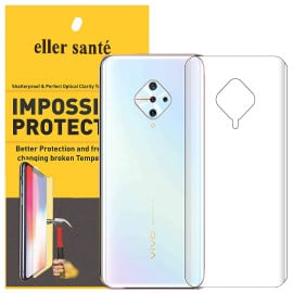Eller Sante ® Vivo S1 Pro Impossible Hammer Flexible Film Screen Protector (Front+Back)