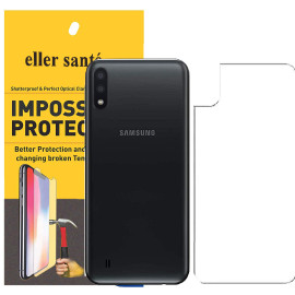 Eller Sante ® Samsung Galaxy A01 Impossible Hammer Flexible Film Screen Protector (Front+Back)