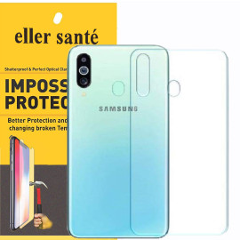 Eller Sante ® Samsung Galaxy M40 Impossible Hammer Flexible Film Screen Protector (Front+Back)