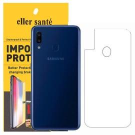 Eller Sante ® Samsung Galaxy A20 Impossible Hammer Flexible Film Screen Protector (Front+Back)