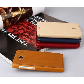 Baseus ® Xiaomi RedMi 2 Smart Terse WindowView Suede Leather Case Flip Cover
