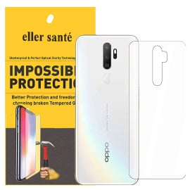 Eller Sante ® Oppo A5 2020 Impossible Hammer Flexible Film Screen Protector (Front+Back)