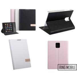 Usams ® Blackberry Passport Emug Series Smart Awakening Folio + inbuilt Stand Leather Flip Cover
