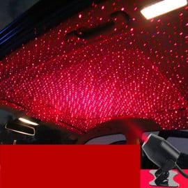 VAKU ® Car Roof Full Star / Meteor Projection Laser Car Interior Atmosphere Lights