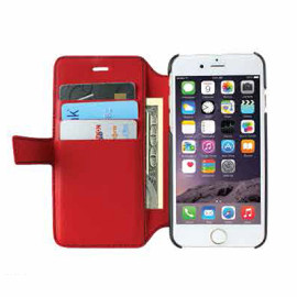 Ducati ® Apple iPhone 6 / 6S Official Superbike Series Genuine Leather Back Cover