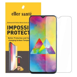 Eller Sante ® Samsung Galaxy M01 Impossible Hammer Flexible Film Screen Protector (Front+Back)