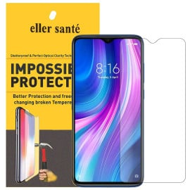 Eller Sante ® Redmi Note 8 Pro Impossible Hammer Flexible Film Screen Protector (Front+Back)