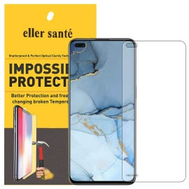 Eller Sante ® Oppo Reno 3 Pro Impossible Hammer Flexible Film Screen Protector (Front+Back)