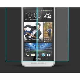 Dr. Vaku ® HTC Desire 601 Ultra-thin 0.2mm 2.5D Curved Edge Tempered Glass Screen Protector Transparent