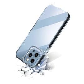 Vaku ® Apple iPhone 13 Pro Air Guard Series Shock-Absorption Corners Three-Layer Protection TPU Back Cover