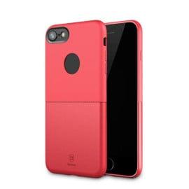 Baseus ® Apple iPhone 7 / 8 Flip Series Rare Half TPU and Half PC Material Combination Dual Material Back Cover