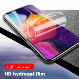 BestSuit ® Samsung Galaxy A20 / A30 9H hardness Flexible Hydro-gel Film Screen Protector