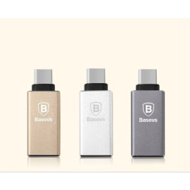 Baseus ® Easy Switching Slim Sharp Series USB to Type-C Adapter