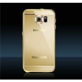 ProCASE ® Samsung Galaxy S6 Edge Plus Ultra Slim Luxurious Brushed Aluminium Metal Bumper + Back Cover