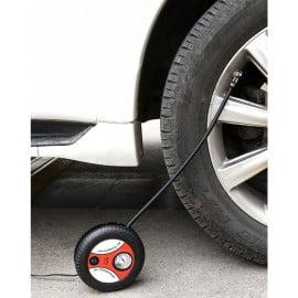 VAKU ® Electric Tire Inflator with Huge AIR Flow Cylinder 260 PSI Working pressure Car Air Compressor