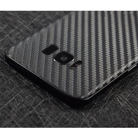 VAKU ® Samsung Galaxy J7 (2016) Synthetic Carbon Fiber with PU Back Shell Back Cover