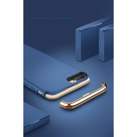 Joyroom ® Apple iPhone SE 2020 Clint Series 2500mah inbuilt Powerbank Metal Electroplating Case Back Cover
