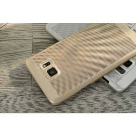 ioop ® Samsung Galaxy Note 5 Perforated Series Heat Dissipation Hollow PC Back Cover