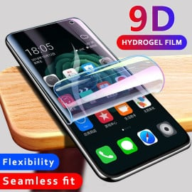 BestSuit ® Samsung Galaxy S10 9H hardness Flexible Hydro-gel Film Screen Protector