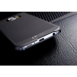 ioop ® Samsung Galaxy S6 Perforated Series Heat Dissipation Hollow PC Back Cover
