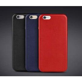 i-Paky ® Apple iPhone 6 Plus / 6S Plus BOB Series Soft PU Leather Finish Back Cover