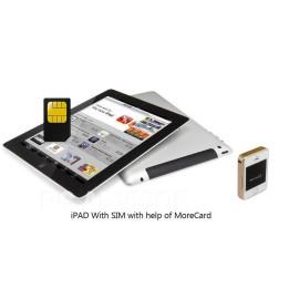 LeFant ® Smart More Card Dual-Sim Bluetooth Mobile Phone for iPad Series