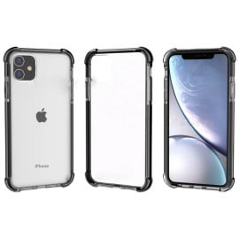 Luxos ® For Apple iPhone 11 High-Drop Crash-Proof Ultra Curator Series Three-Layer Protection TPU Back Cover